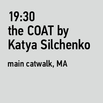 the COAT by Katya Silchenko