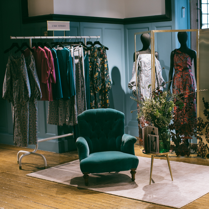 LAKE STUDIO TO OPEN POP-UP IN LIBERTY LONDON