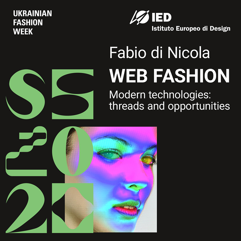 Lecture: Web Fashion. Modern technologies: threads  and opportunities.