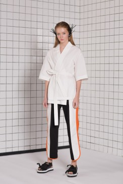 Lookbook KIR KHARTLEY SS20 – «RITA»