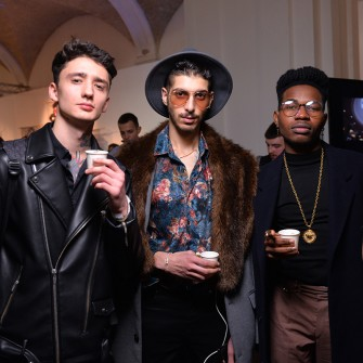 MEN`S DAY Ukrainian Fashion Week FW19-20