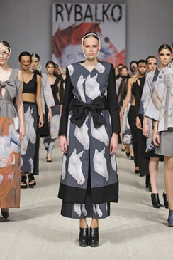 Fresh Fashion: RYBALKO S/S 2015