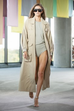 THE COAT BY KATYA SILCHENKO SS19