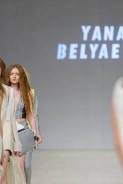 Fresh Fashion: Yana BELYAEVA S/S 2015
