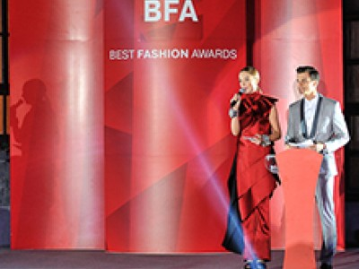 Премія BEST FASHION AWARDS 2015