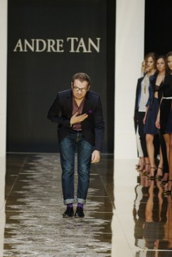 ANDRE TAN SS 2011